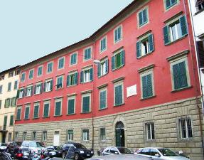 Pisa, Palazzo Venera, sede della Cattedra di Filologia Baltica